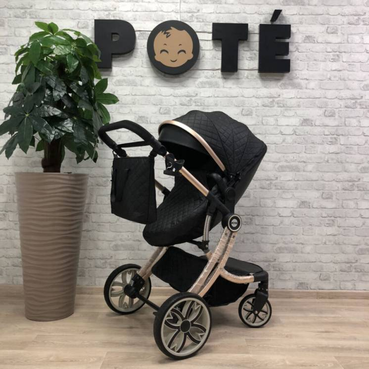 Детская коляска 2в1 Pote ( Voondo, Hot Mom, Foofoo, Aulon)