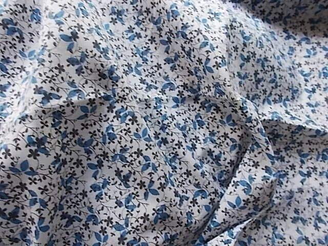 Ткань хлопок батист стиль кантри 2 куска. Для рукоделия, поделок