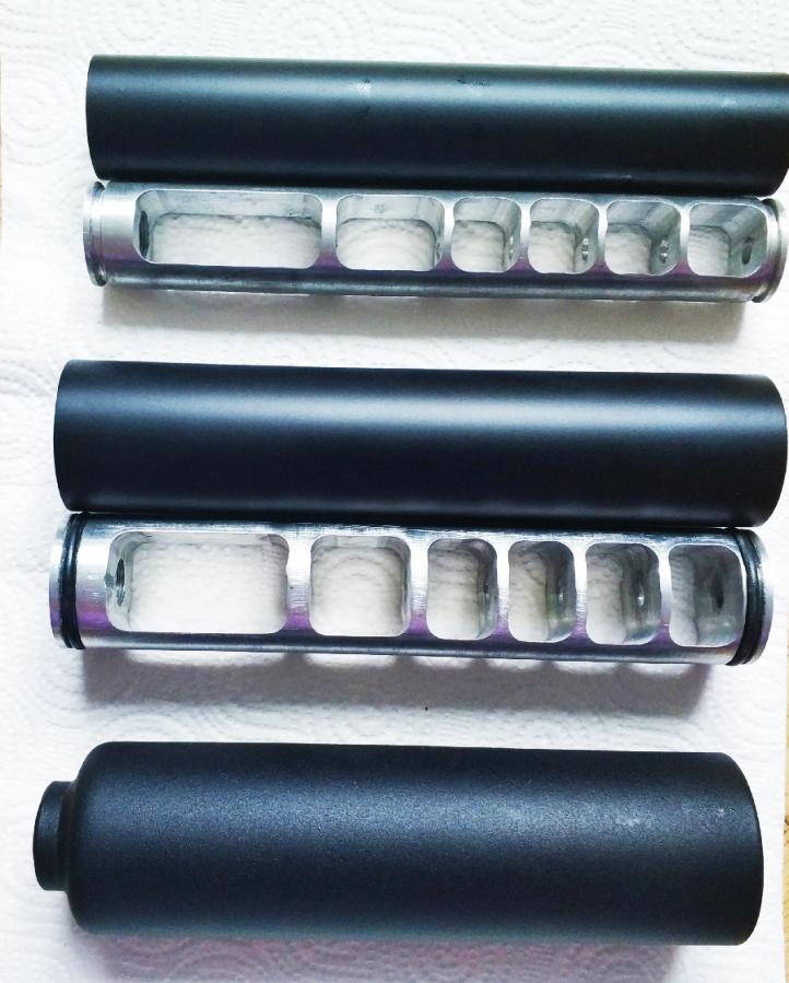 Продам глушитель ( саундмодератор ) 22lr,22WMR, 223, 308