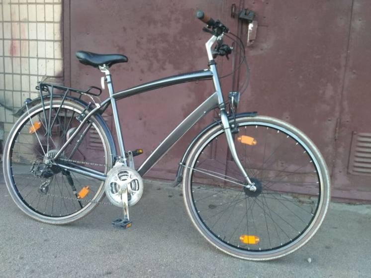 Велосипед Dasistmeinrad