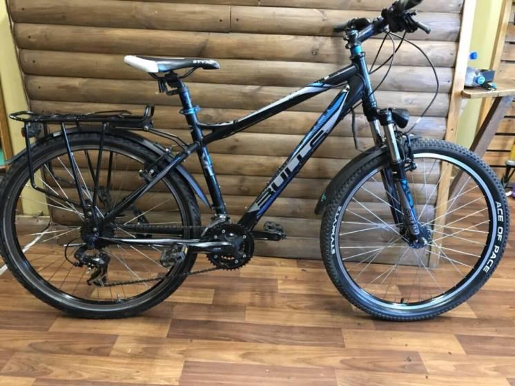 Велосипед Bulls Sharptail