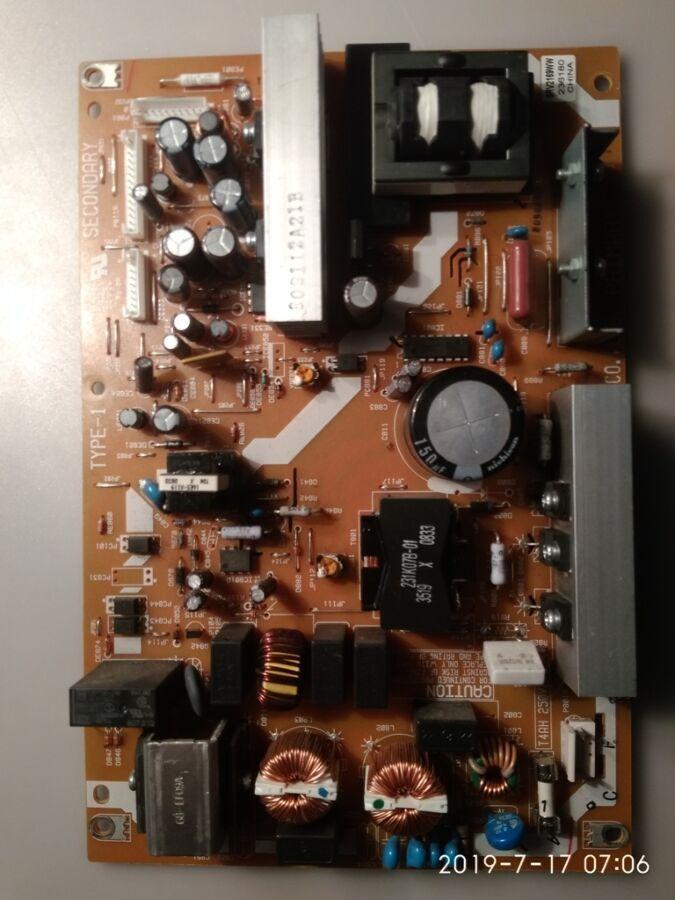 Toshiba 37xv550p  Srv2169ww E128280  блок живлення