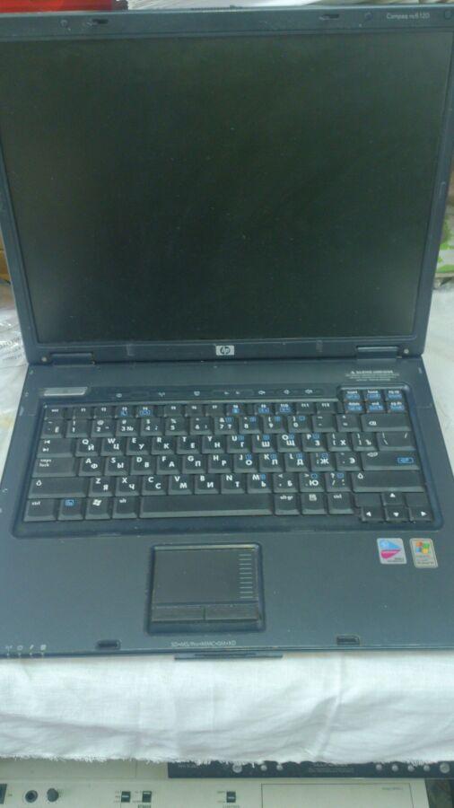 Ноутбук Hp Compaq Nc6120 по запчастям