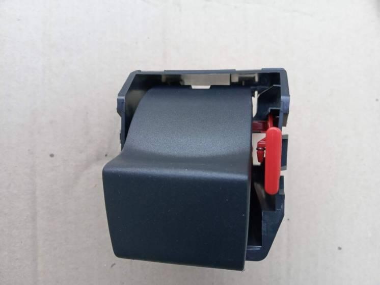 Фиксатор задних сидень опель корса д Opel Corsa D 13237794