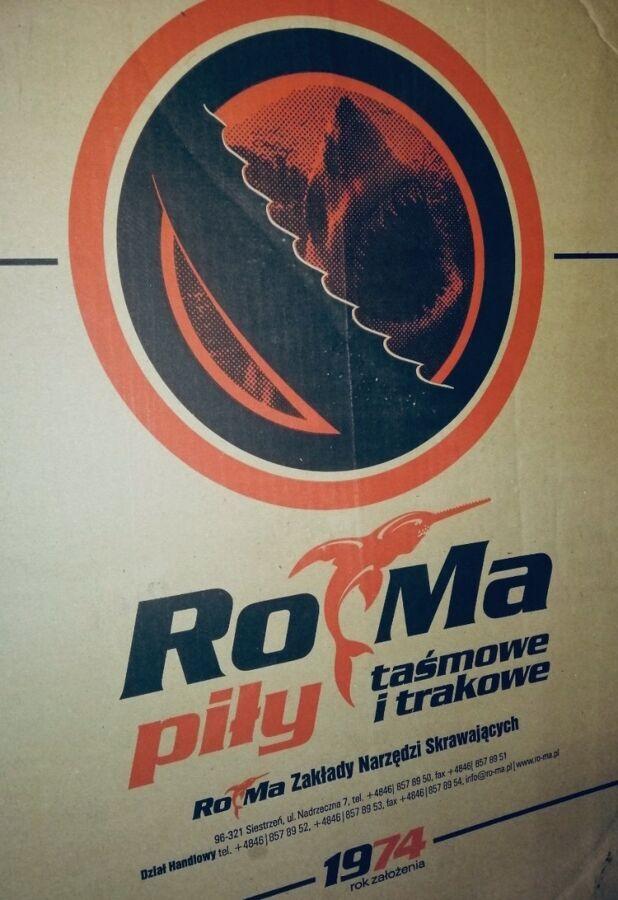 Ленточная пила Ro-ma Gold 35*1,0*4,27
