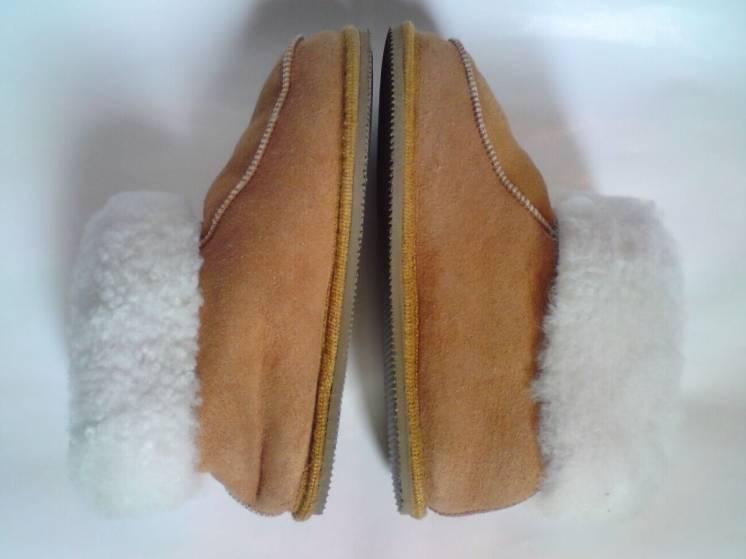Ботинки (уги, р 37 европа) женские натуральная кожа (замш) и мех новые