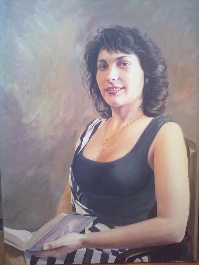 Нарисовать портрет в г. Полтава