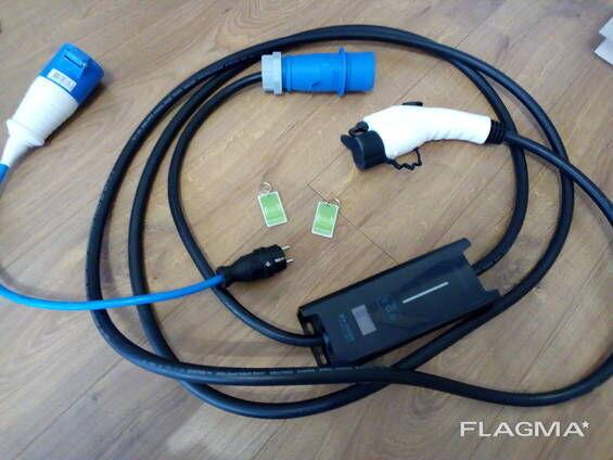 Зарядное устройство Zencar Duosida 7квт Nissan Leaf Bolt Ampera Tesla