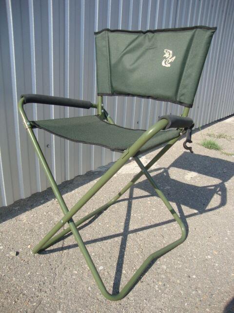 Кресло карповое складное от фирмы Elektrostatyk - модель F10