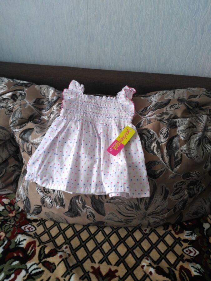 Продам для дівчинки плаття.