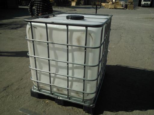 Продам еврокуб (контейнер 1000л)