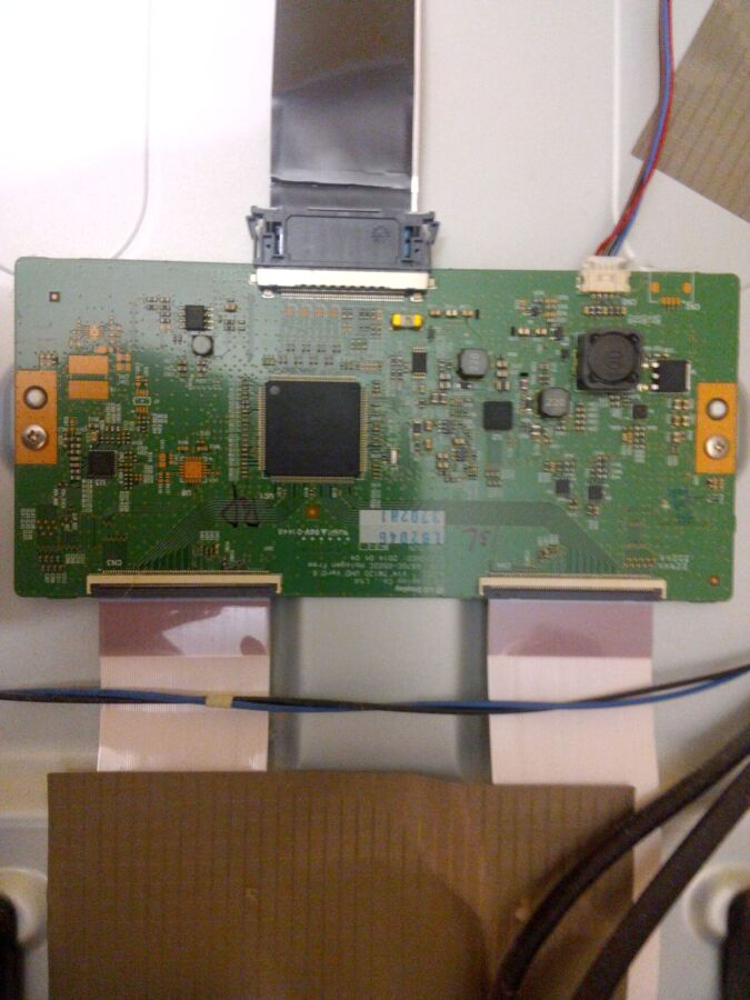 T-con V14 Tm120 Uhd Ver 0.6 Lg 49ub830v