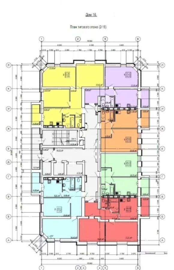 Продам однокомнатную квартиру в новострое ЖК Левада