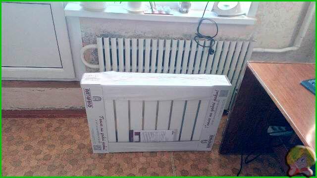 Замена радиатора отопления, установка батарей, замена систем отопления