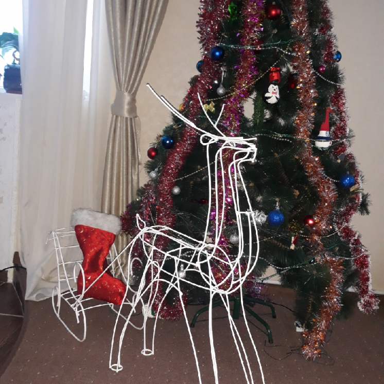 Новогодние олени от 300 гр