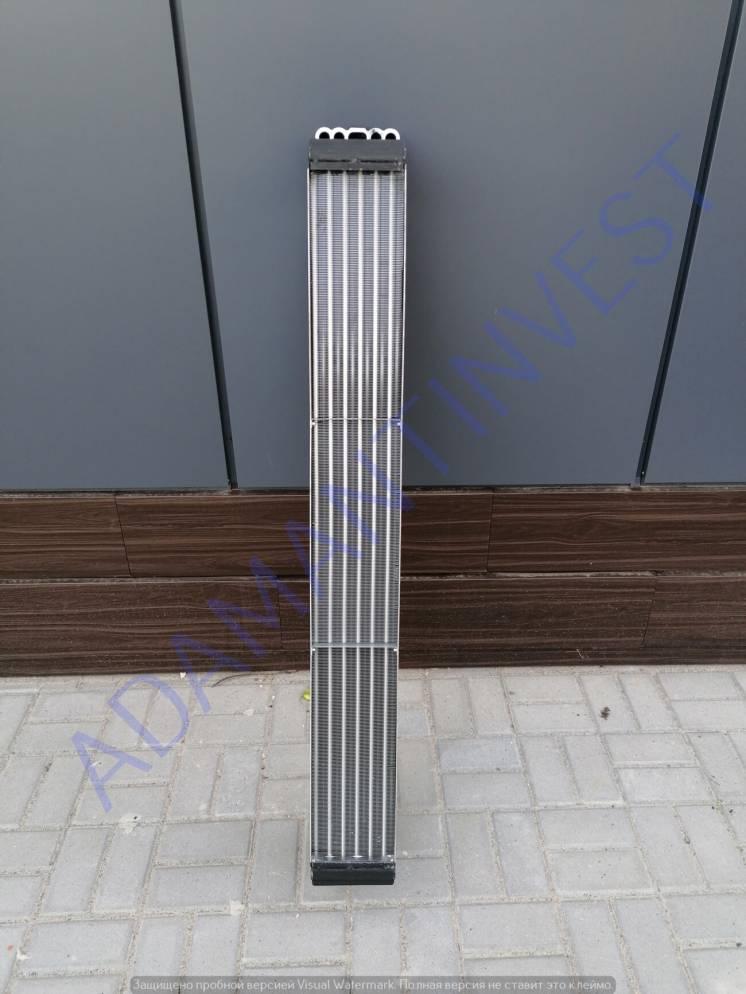 Секция радиатора 7317.000, ТЭ3.02.005, Р62.131.000 универсальная