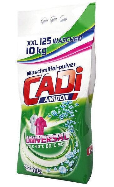 Стиральный порошок Cadi Amidon Universal 10 кг подробнее: Https://eu-