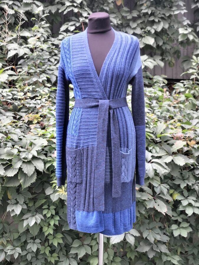 Кардиган Diane Von Furstenberg, оригинал, 100 % Cotton.