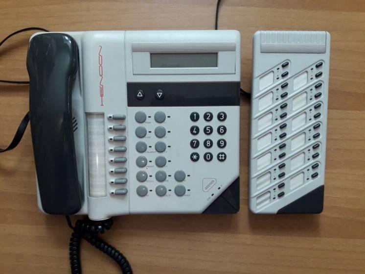 Новый! телефон Hendon с расширением