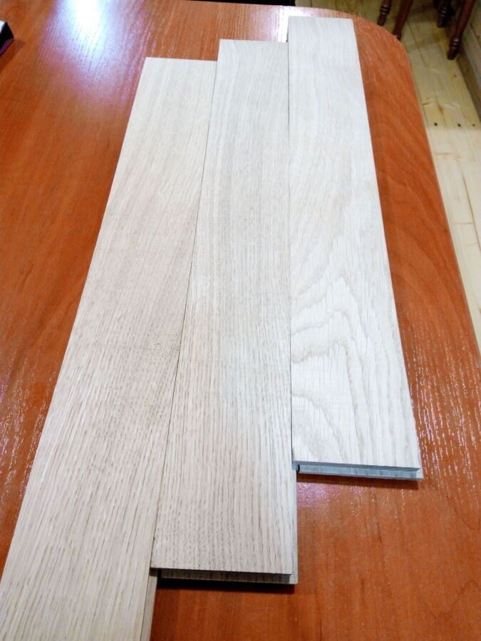 Паркет дуб (селект), 500*70*16 мм вищий сорт