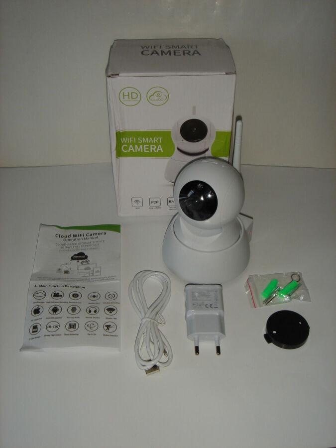 Видеокамера Y2a-wa. (видеоняня). тип: беспроводные интерфейсы: Wi-fi