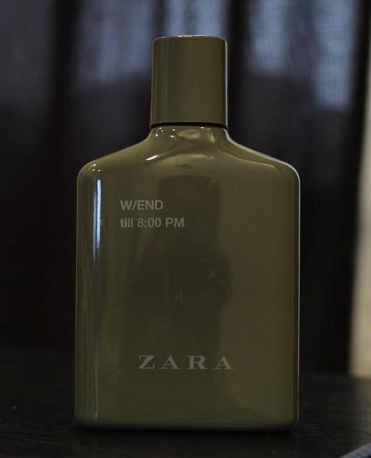 Мужские духи Zara W/end Till 8:00 Am 100 Ml, оригинал испания