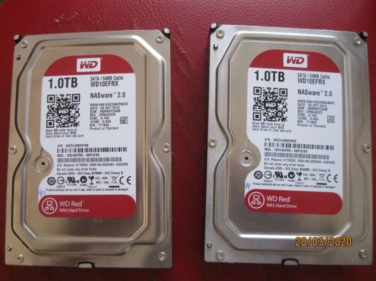 Вінчестер на 1 Tb 2 тб на 1000 Гб 3,5 1ТБ Жесткий диск 3.5 2Tb