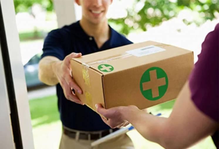 Перевезення, доставка медикаментів вантажним бусом ізотерм 24/7.