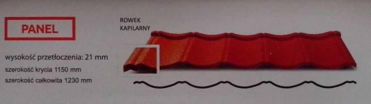 Линия для производства модульной металлочерепицы Panel 3d