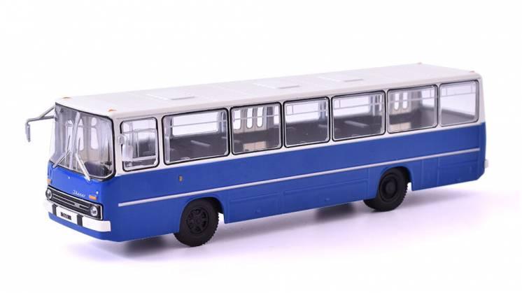 Ikarus 260 (1972) (deagostini Kultovní autobusy 1/72)