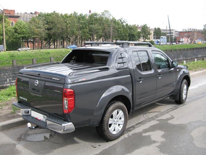 Крышки кузова Alpha S.С.r.  для пикапов - Toyota Hilux и Nissan Navara
