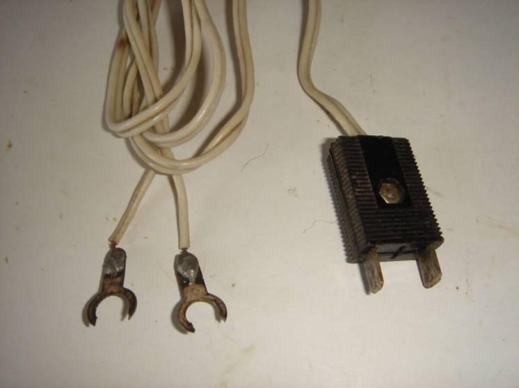 Переходник, кабель, шнур подключения. ссср.