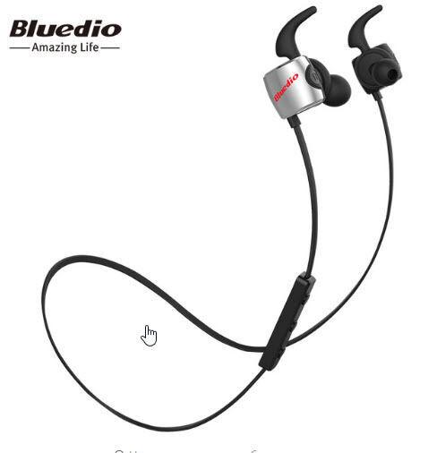 Bluedio Te,беспроводные наушники,bluetooth 4.1