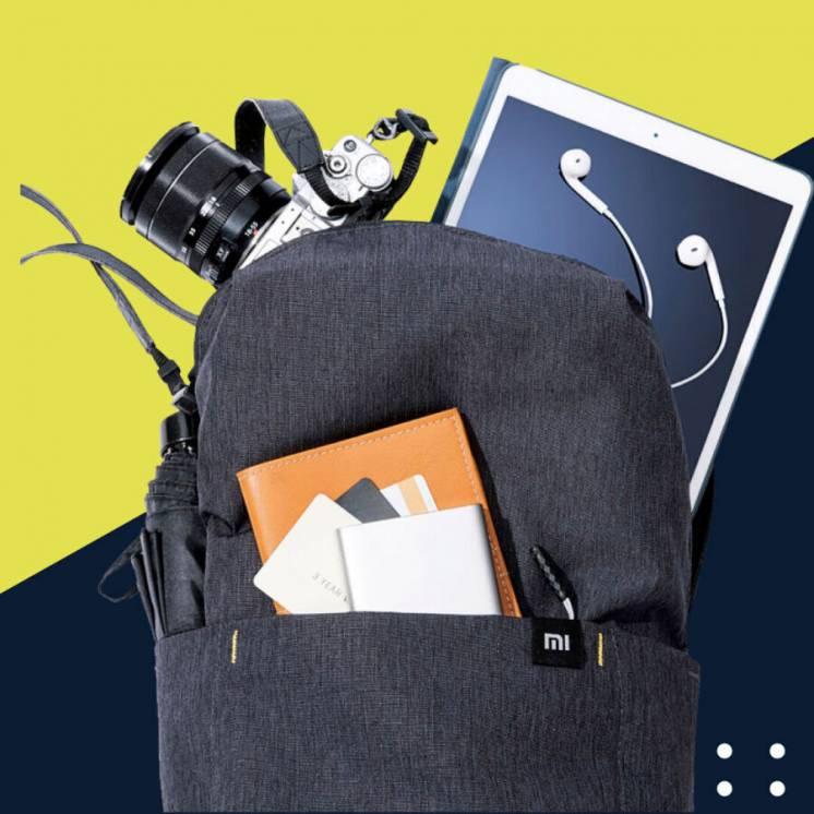 Инновационный рюкзак Xiaomi