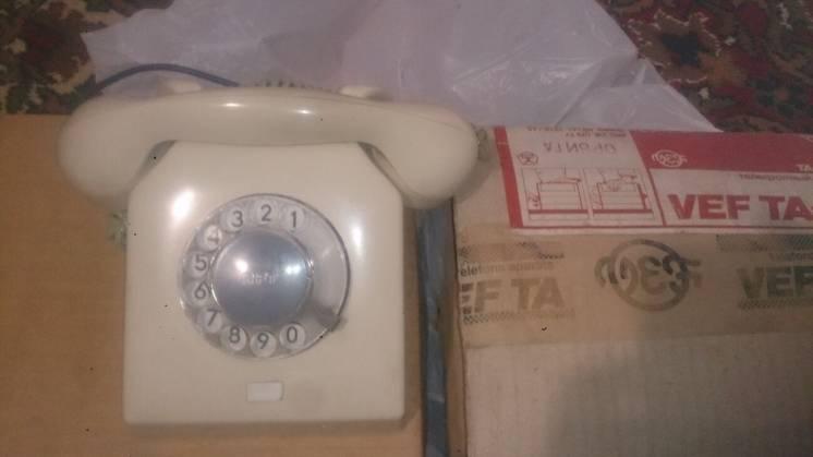 Продам телефон раритетный стационарный