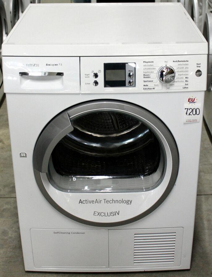 Сушильная машина конденсационная Bosch Wtw86591 б/у