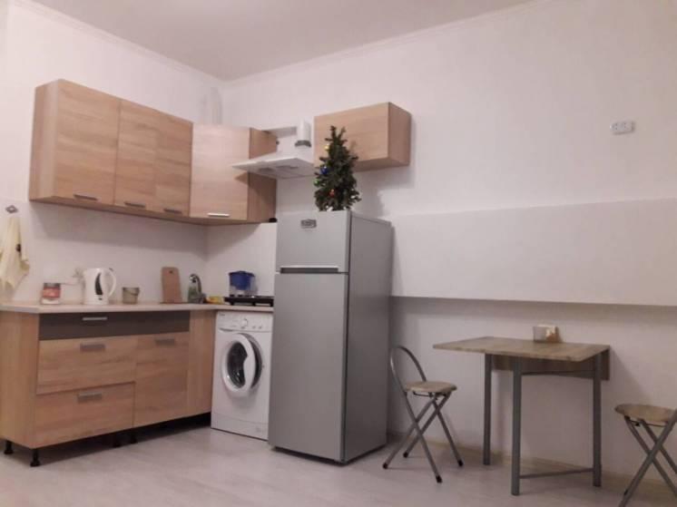 Продается однокомнатная квартира-смарт в центре города