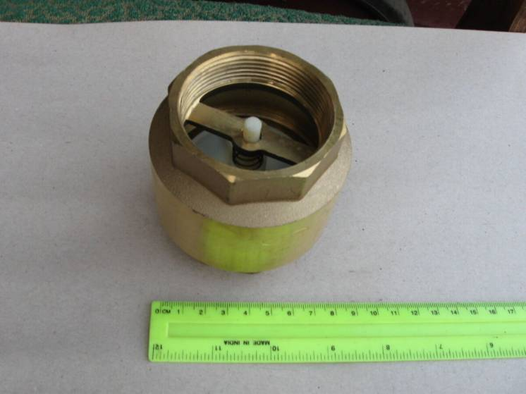 Обратный клапан д=50