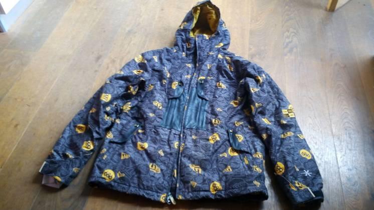 Куртка сноуборд 686 & New Era - 59 Fifty