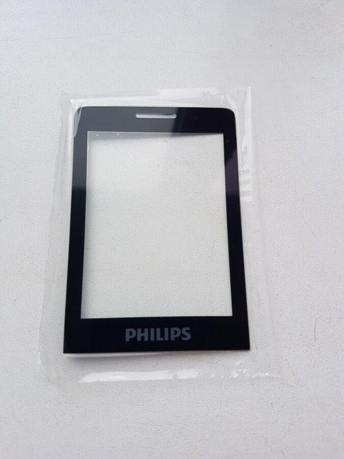 Стекло Philips E570 скло дисплея оригинал