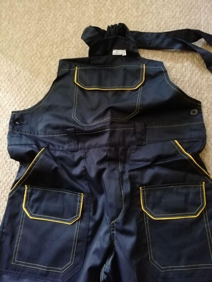 Полукомбинезон  рабочая одежда
