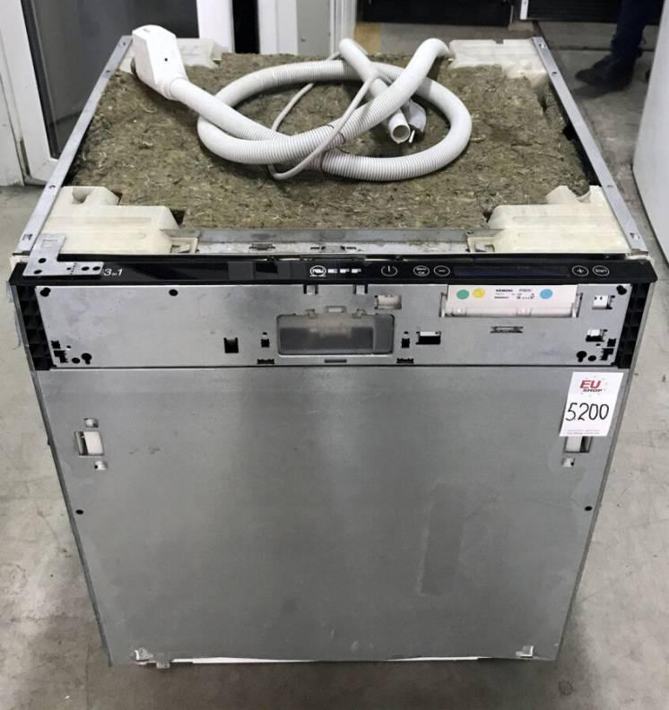 Полновстраиваемая посудомоечная машина Neff б/у