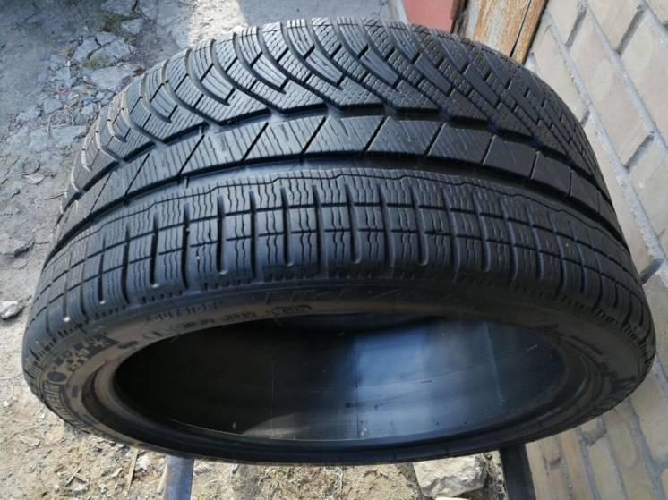 Шины* Michelin Alpin PА-4 - 265/35 R19 - 7mm (Пара!)