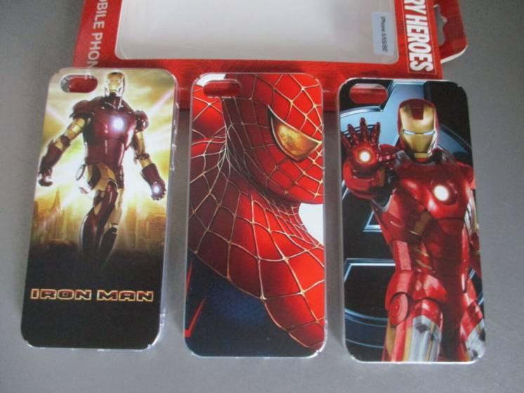 Чехол Heroes для / на Apple Iphone 5 5s Se