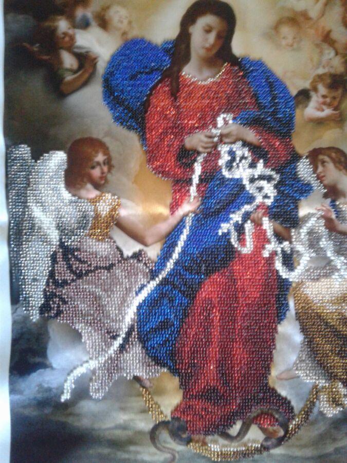 Образ богородиці