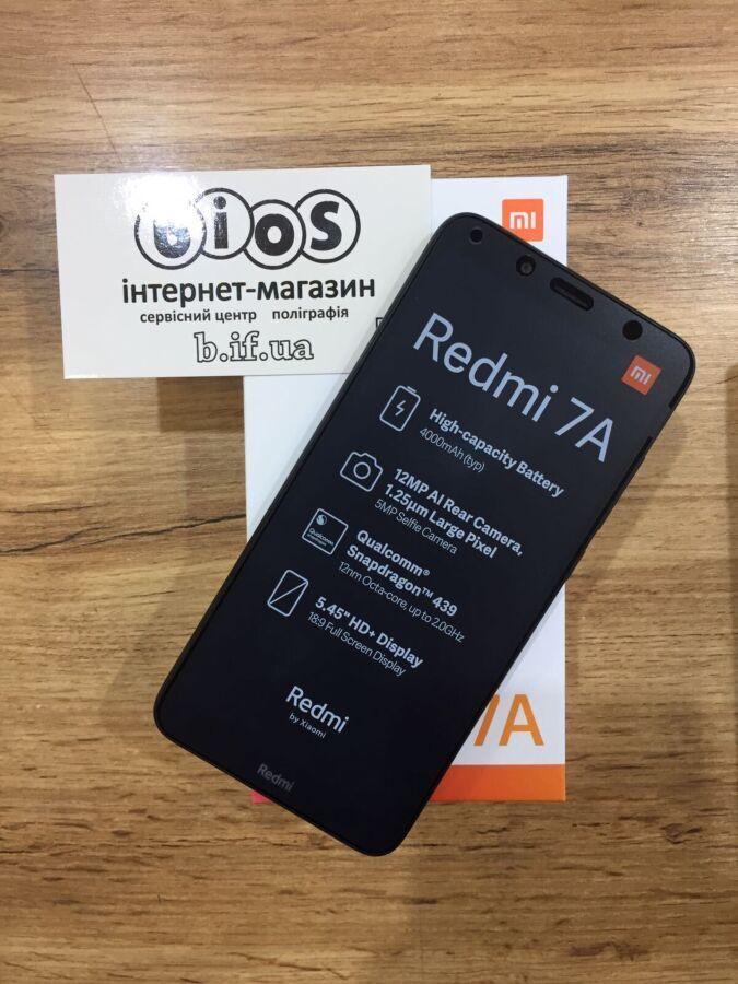 Xiaomi Redmi 7а 2/32гб гарантія 12м! магазин