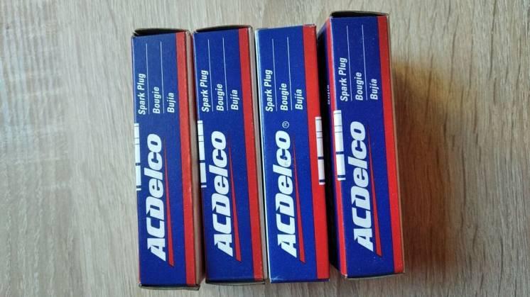 Свечи зажигания Ac Delco 41-601
