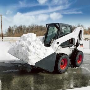 Услуги по уборке и чистке территории от снега Харьков