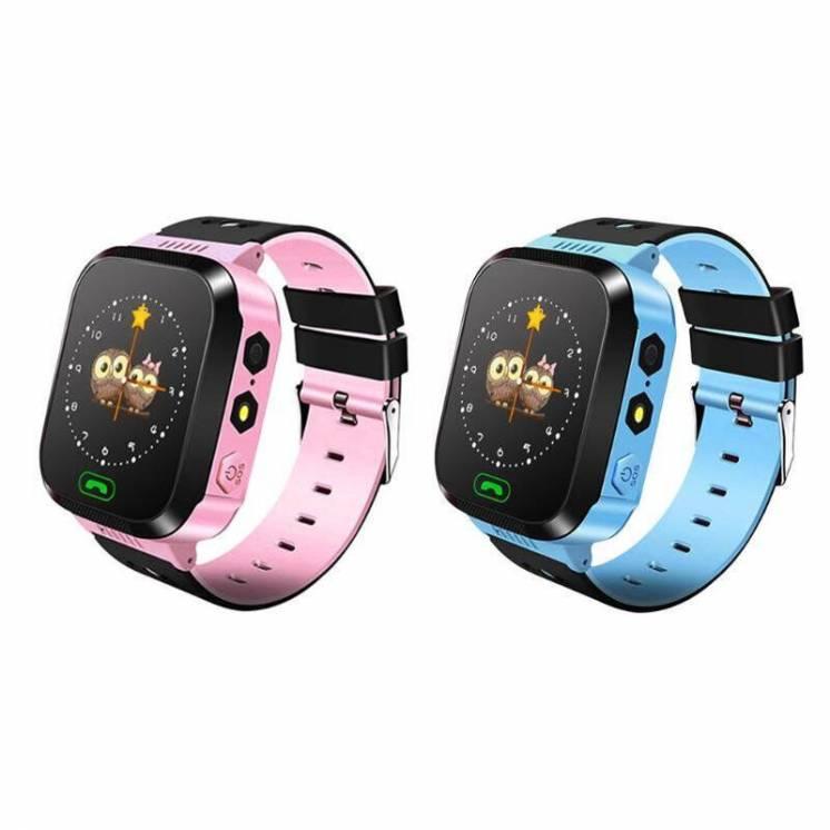 Супер Детские умные часы baby smart watch