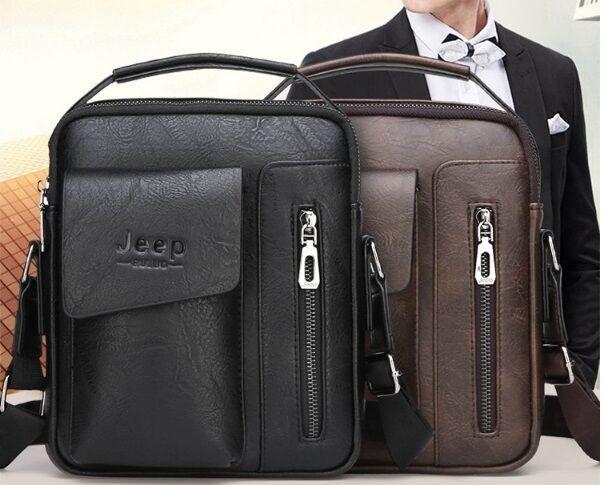Барсетки JEEP BULUO. Сумка через плечо Cross Body, сумка-планшетка.